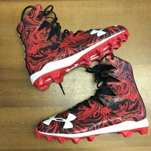 UnderArmour lux men's football cleats